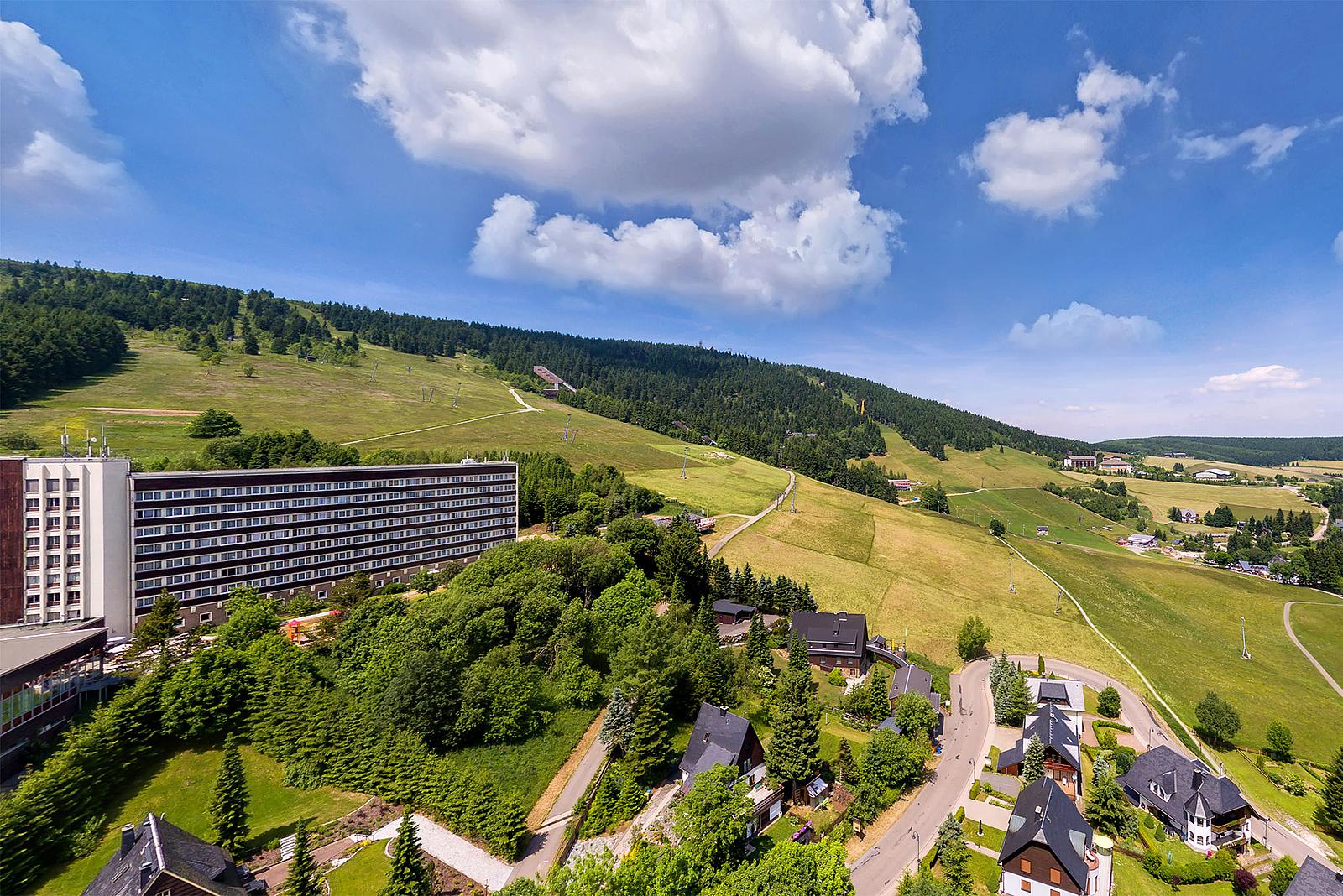 Bildergalerie Ahorn Hotel Am Fichtelberg